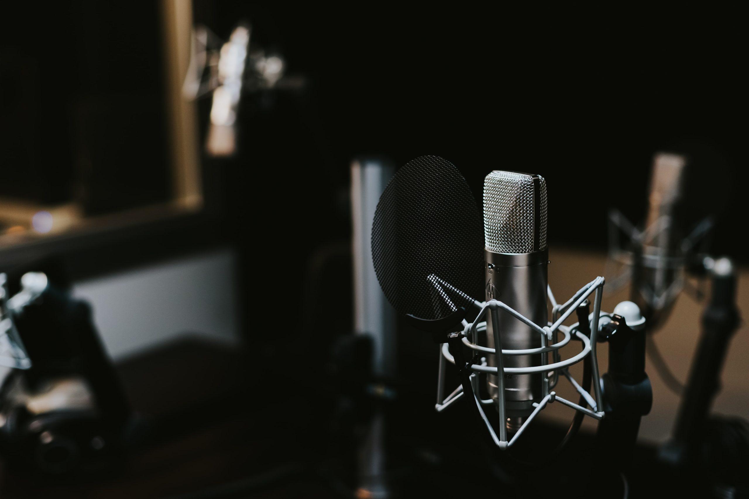 Lancement du podcast !